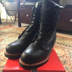 Red Wing Men's 9-Inch Logger